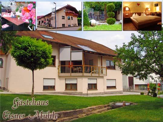 Gästehaus Eisner Mühle - Grünsfeld - Liebliches Taubertal